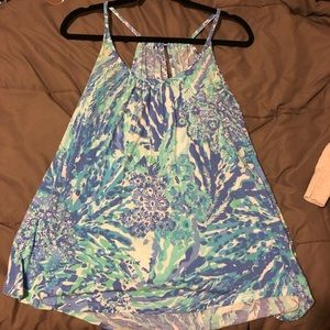 Lilly Pulitzer Lacy Tank